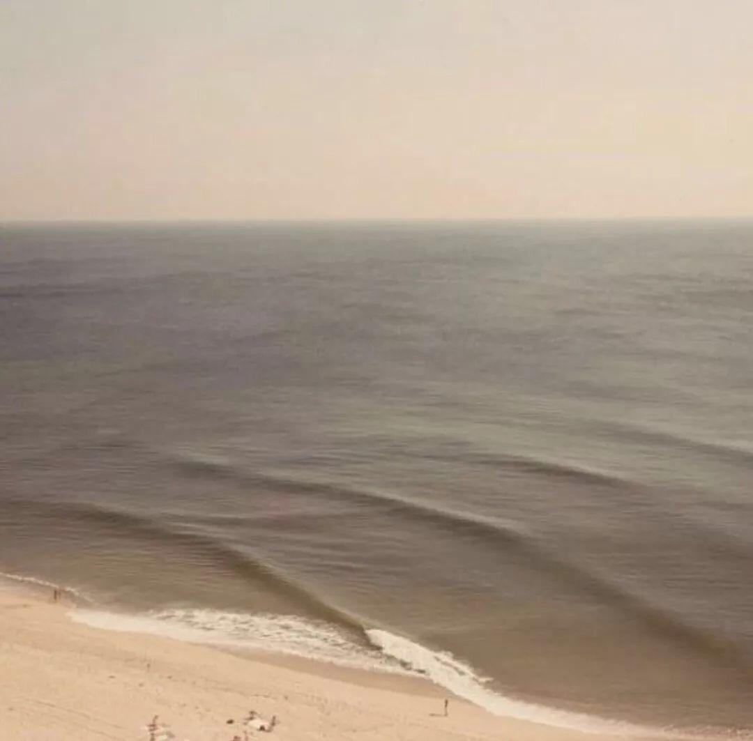 Image by Joel Meyerowitz, Longnook Beach, 1983