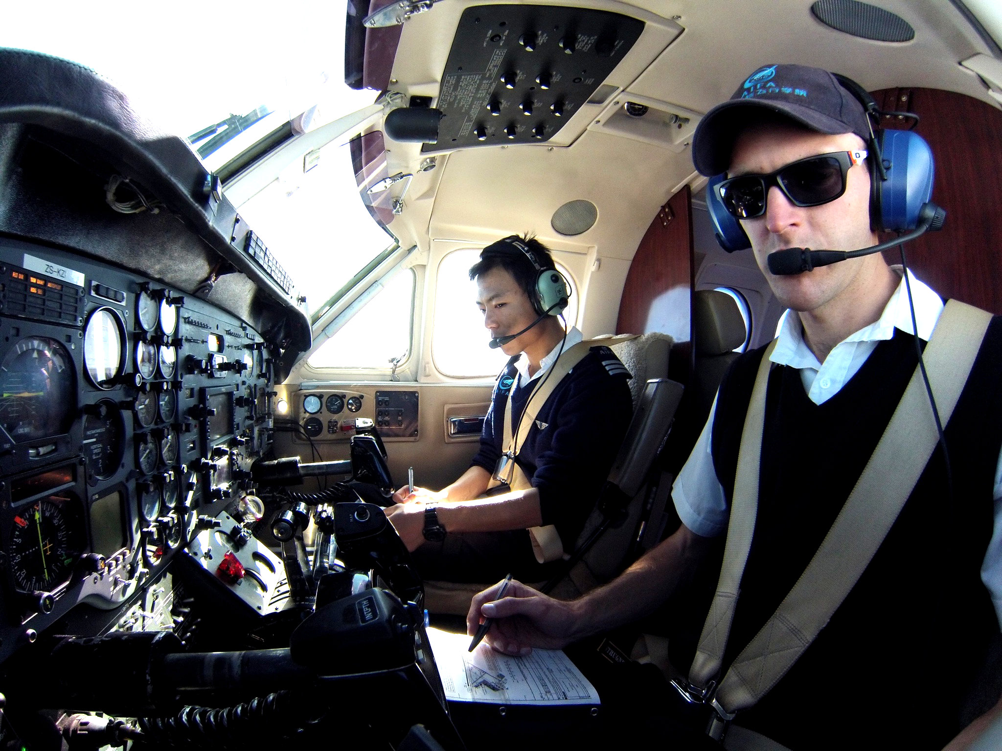 I enjoyed the flight at the flight school, but needed to use it for something more