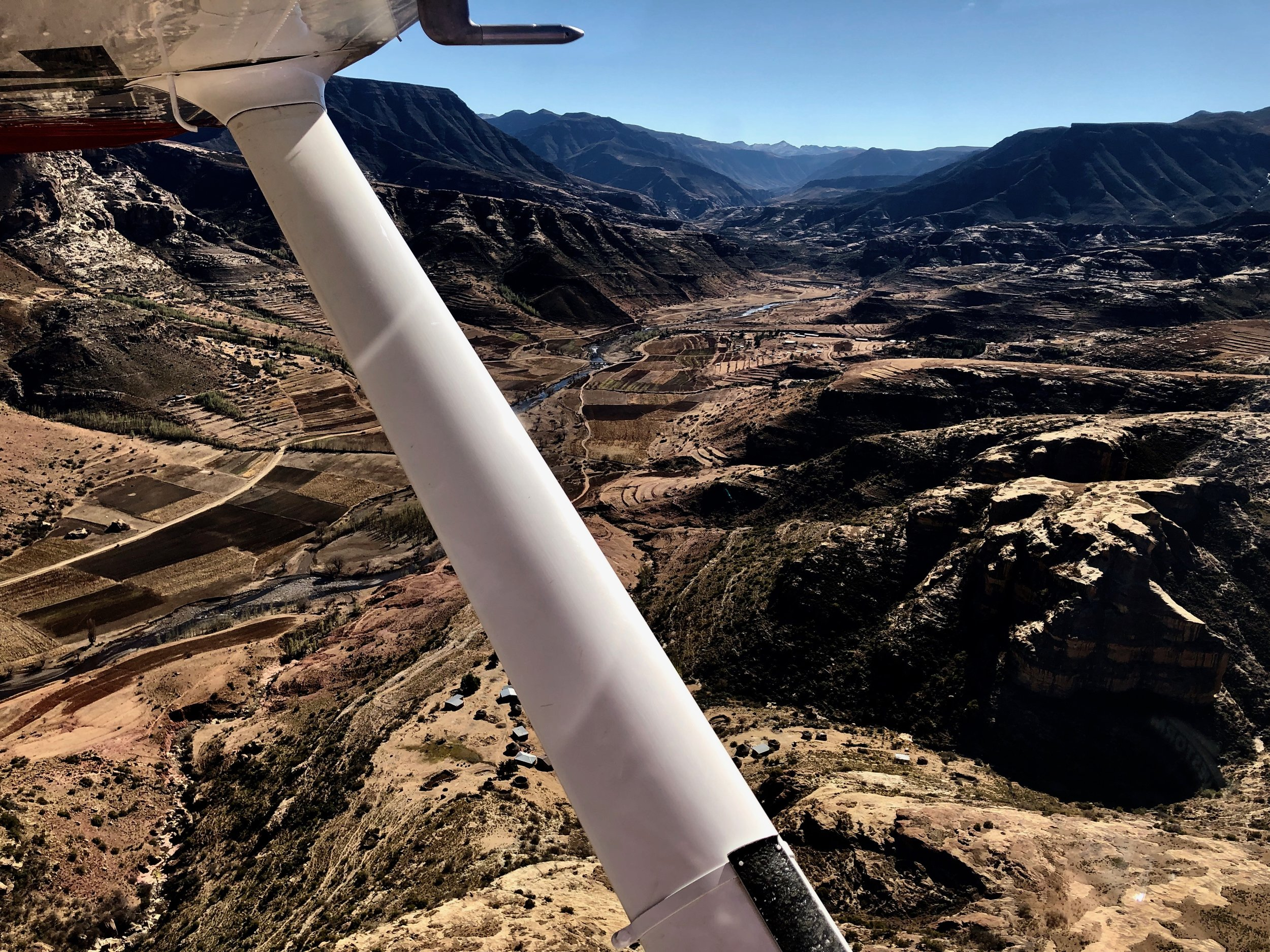Airborne from Nohana (pic taken on a different occasion)