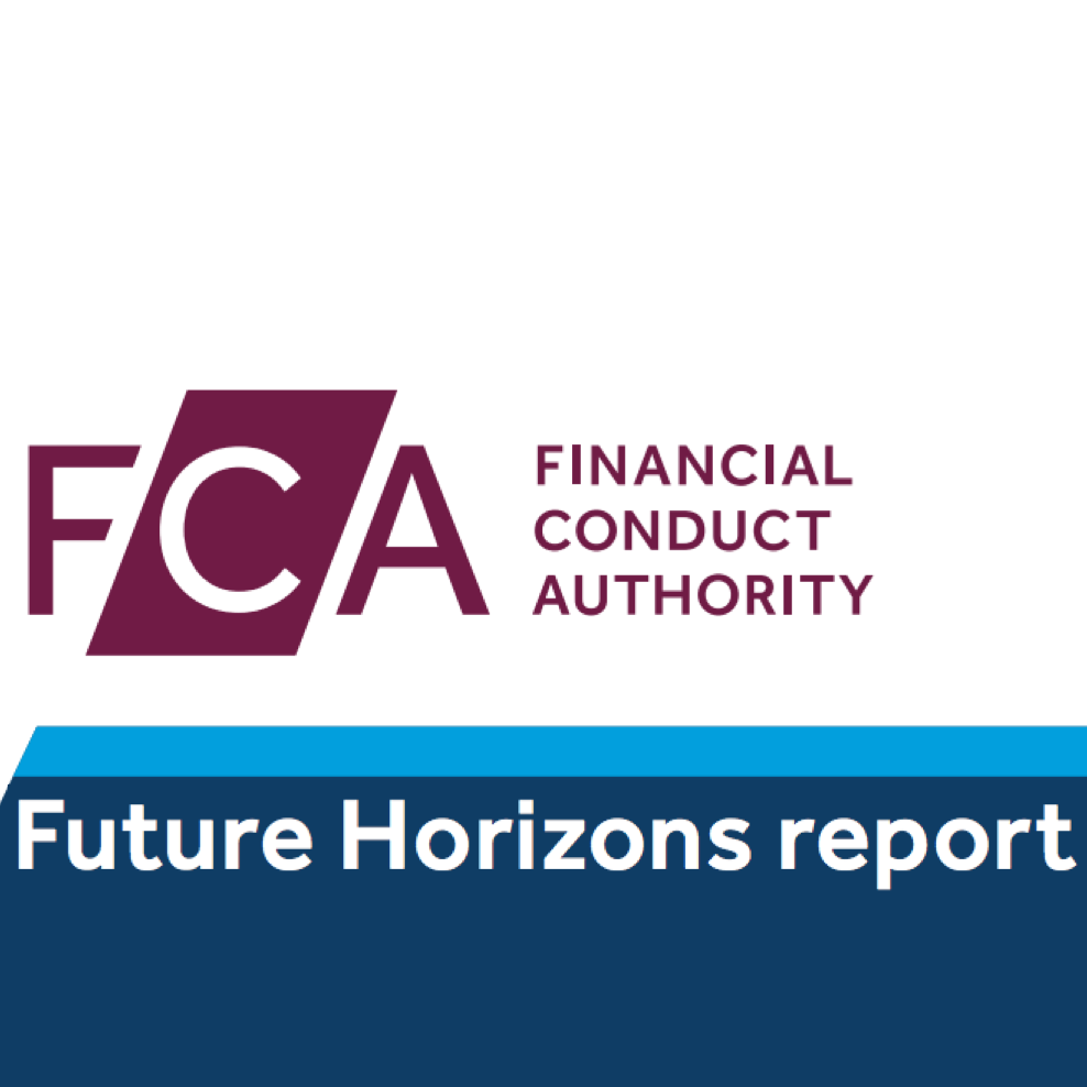 FCA  Future Horizons Report - Exploring the future of bankingForestreet discussed dis-intermediation