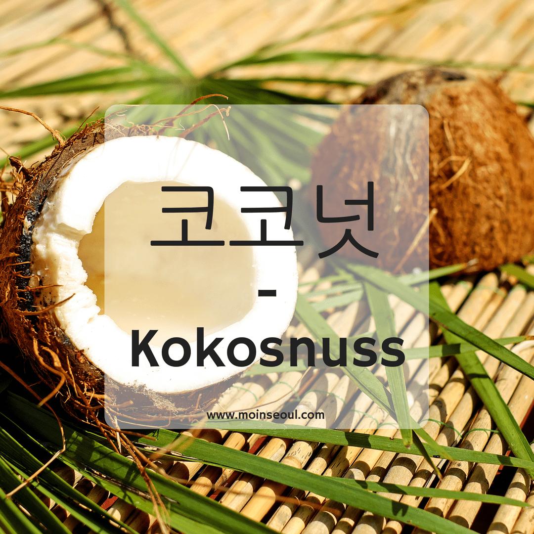 코코넛 Wort des tages - einfachhangeul.png