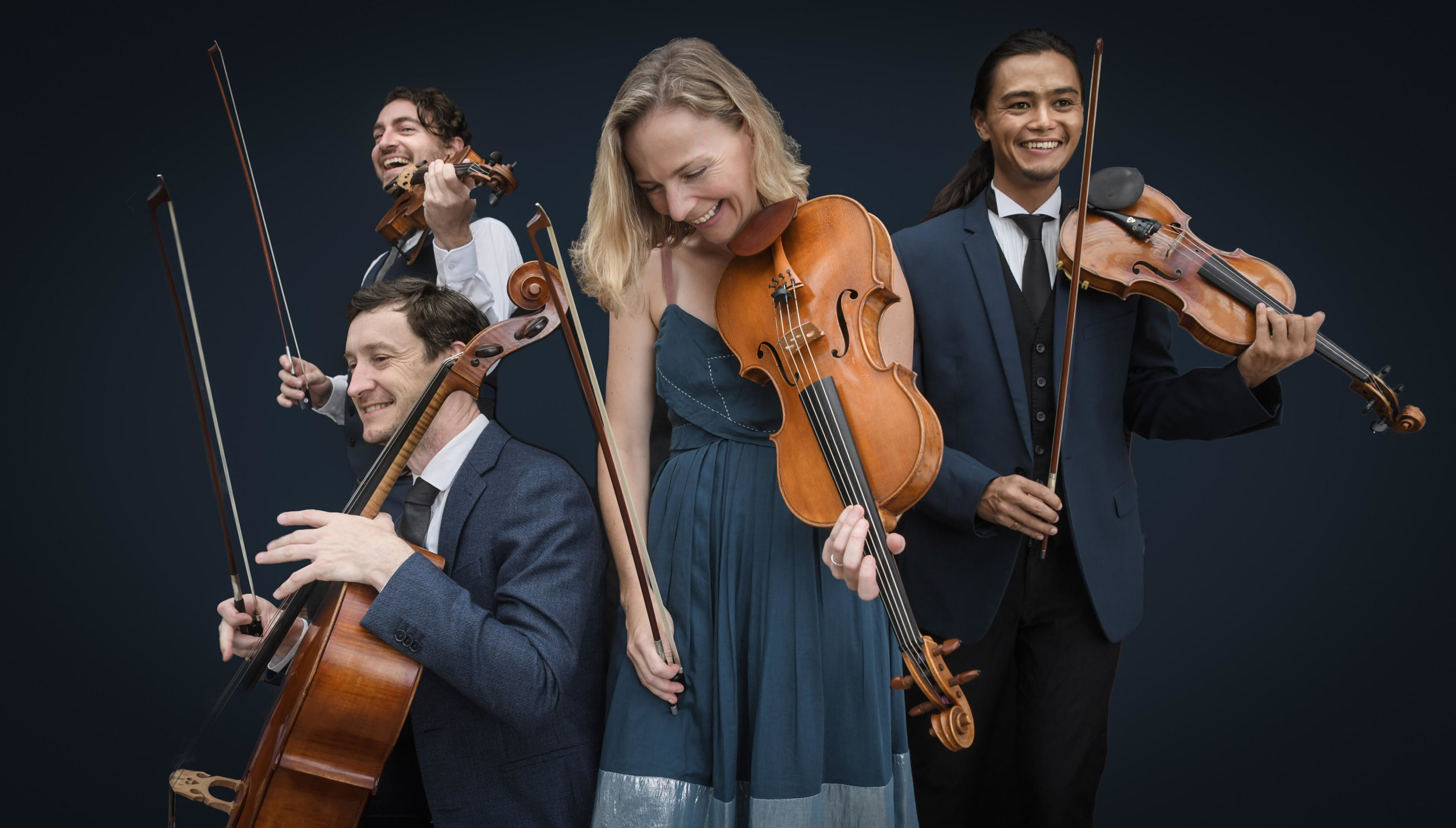 The Canberra Times - Phoenix Quartet musically ponders Love, Life & Death  Feb 2019