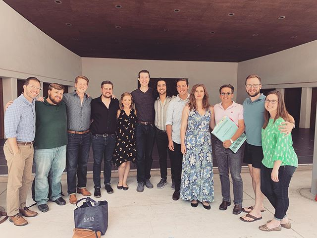 Thirteenth Child Cover Run is in the books! So grateful for all these humans who helped make it a fun and inspiring process. Toi toi toi to everyone involved in tonight's world premiere!  #sfo13 #sfoapprentices #santafeopera #worldpremiere #opera #operasingersofinstagram #ravensofinstagram