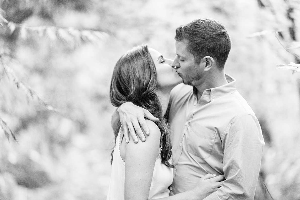 Lisa Lander Photography - Husband & Wife Wedding Photography Engagement Photography Session in the Forest with Catronia & Mike_0199.jpg