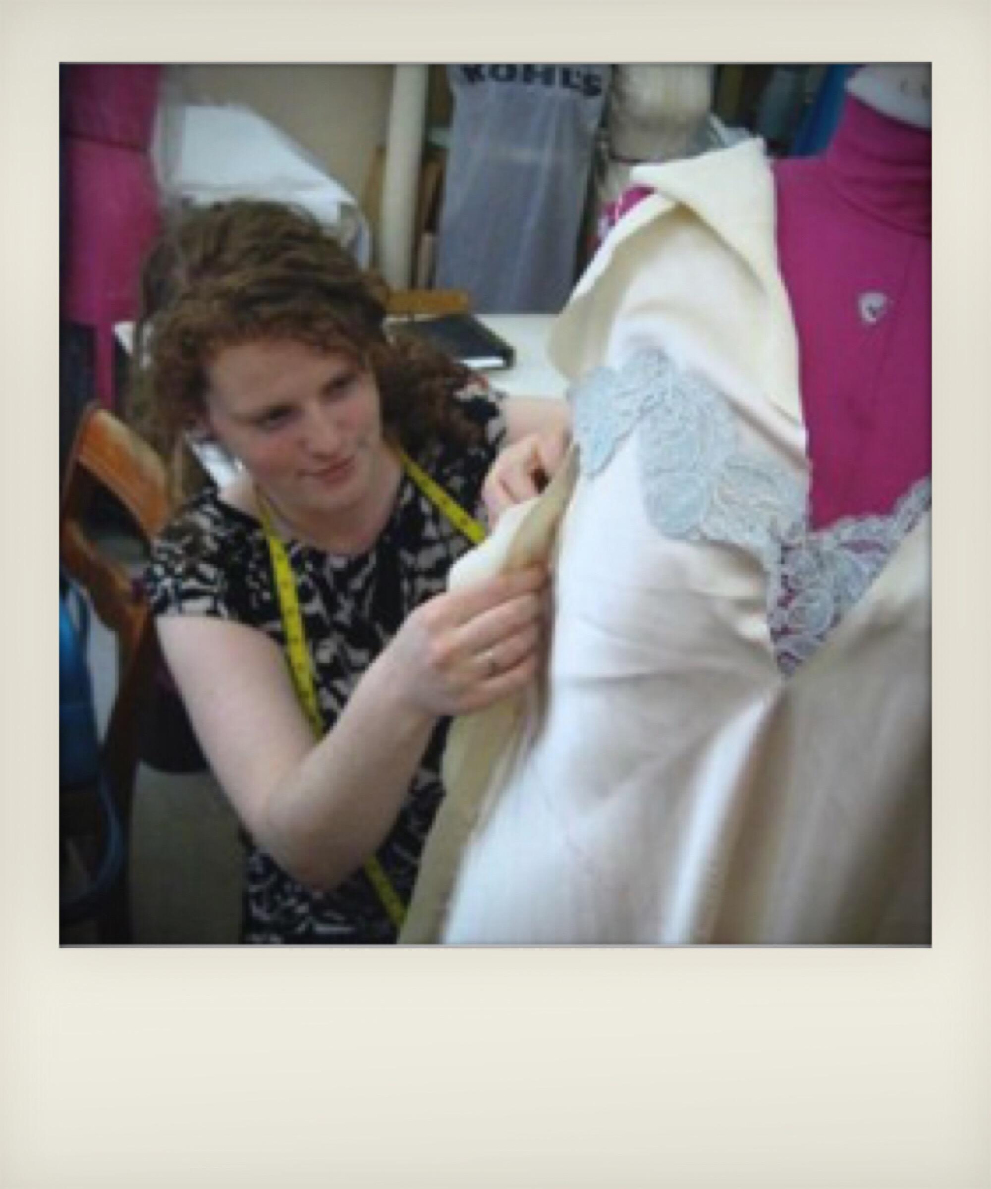 Hazel Corcoran, Costume Maker