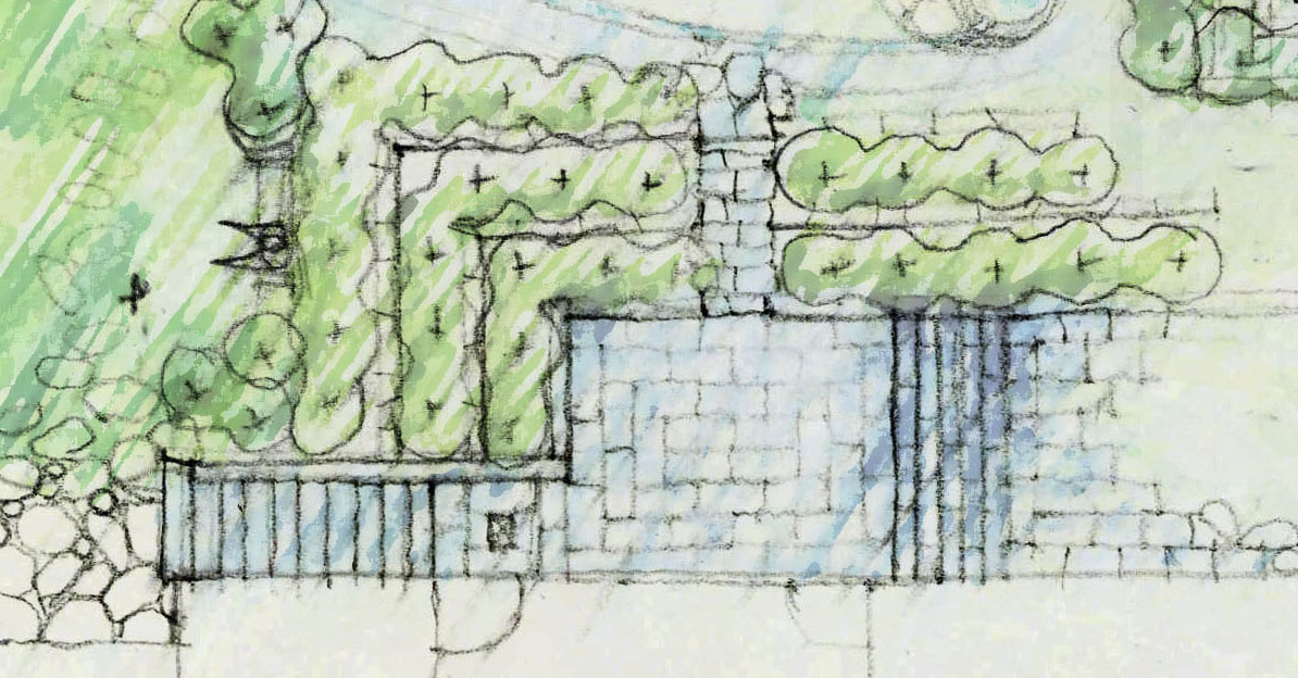 Preliminary concept illustrative