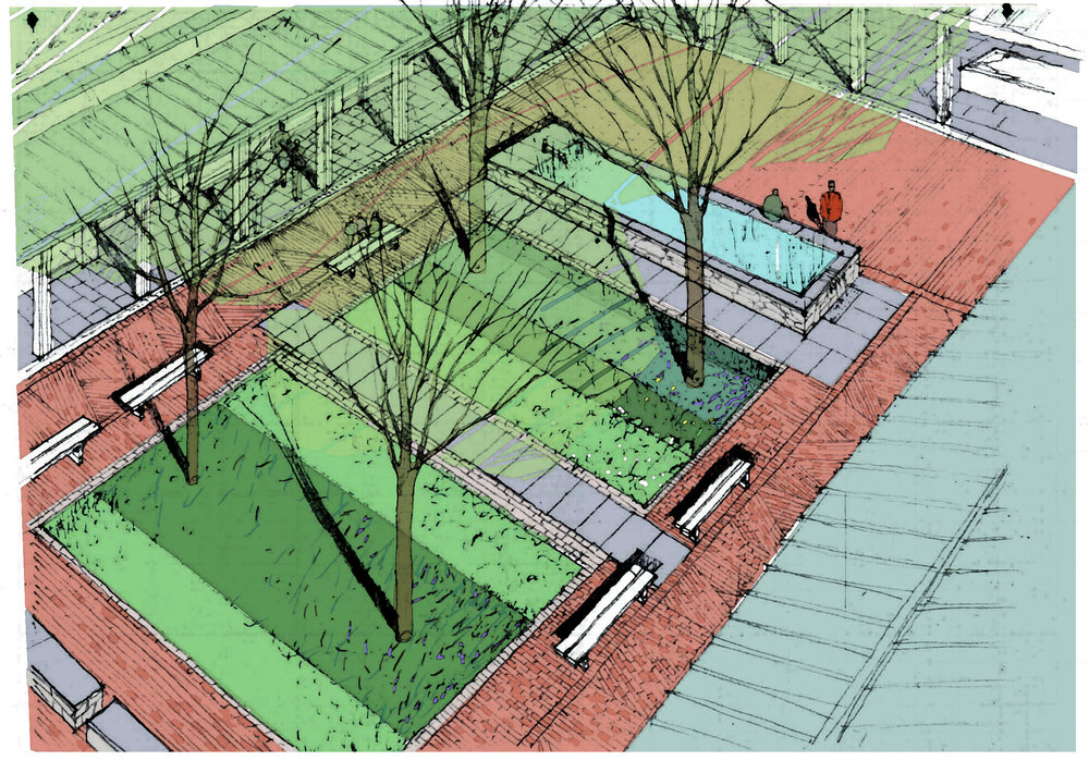 Monticello Visitor Center - Location: Charlottesville, VADesign Firm: Michael Vergason Landscape Architects