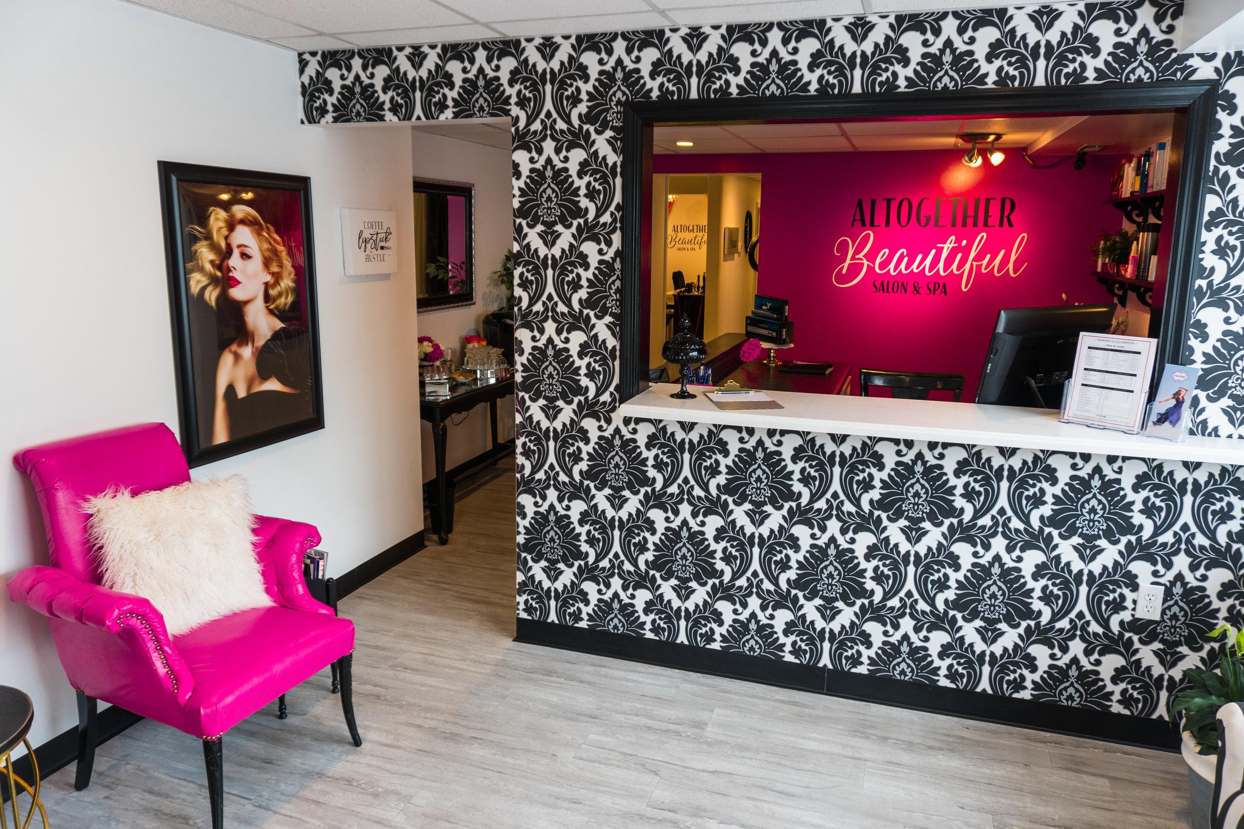 Altogether Beautiful Salon Spa