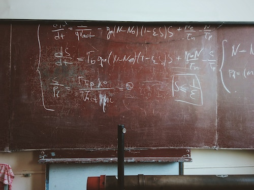 The Calculations Begin.Photo by  Roman Mager on  Unsplash
