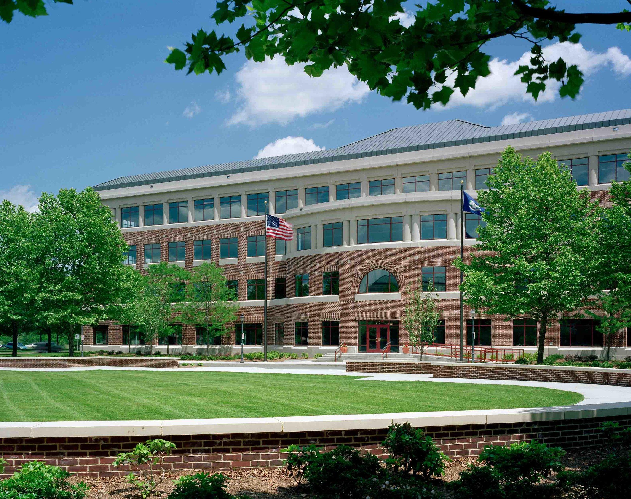 180 Glastonbury Boulevard Office Building