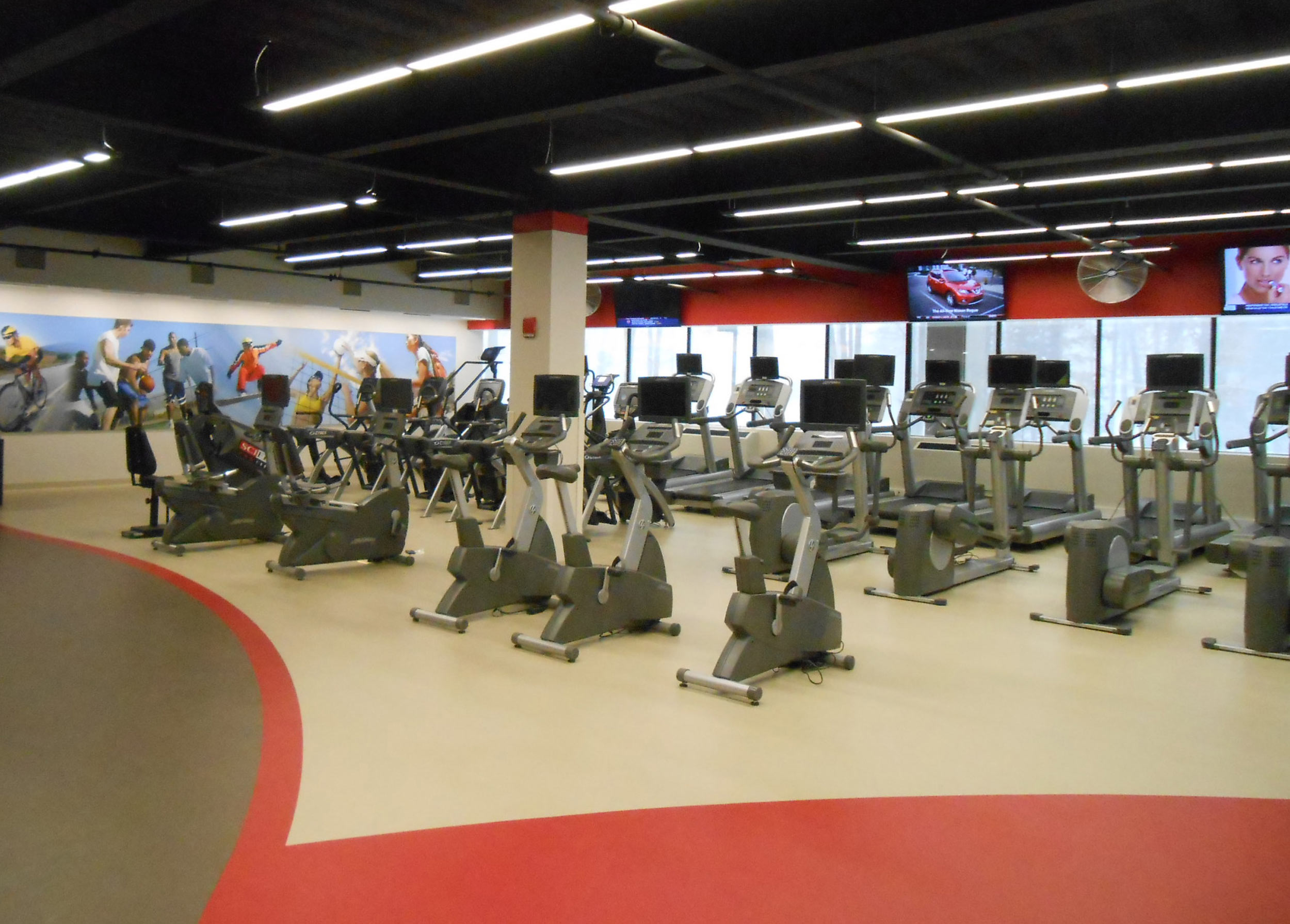 United Technologies Corporation Employee Fitness Center