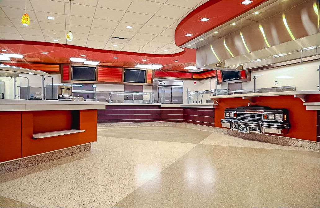 Southern Auto Auction Dining Facility Renovation
