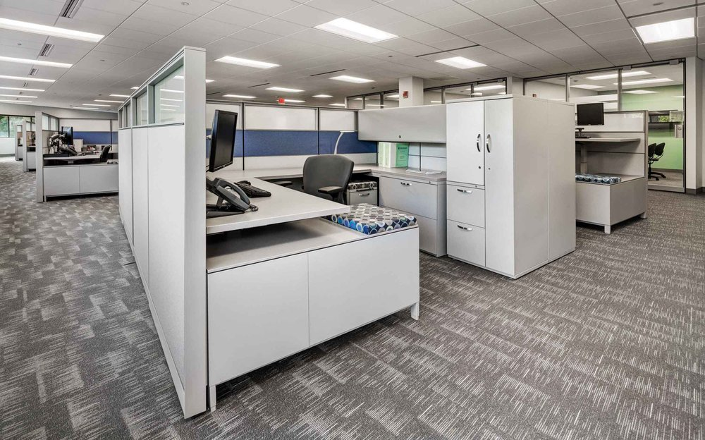 United Technologies Corporation Office Space Renovation and Relocation