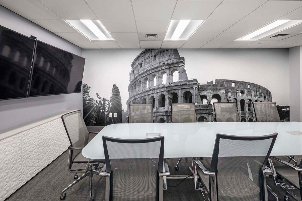 RWS Life Sciences Corporate Headquarters Renovation
