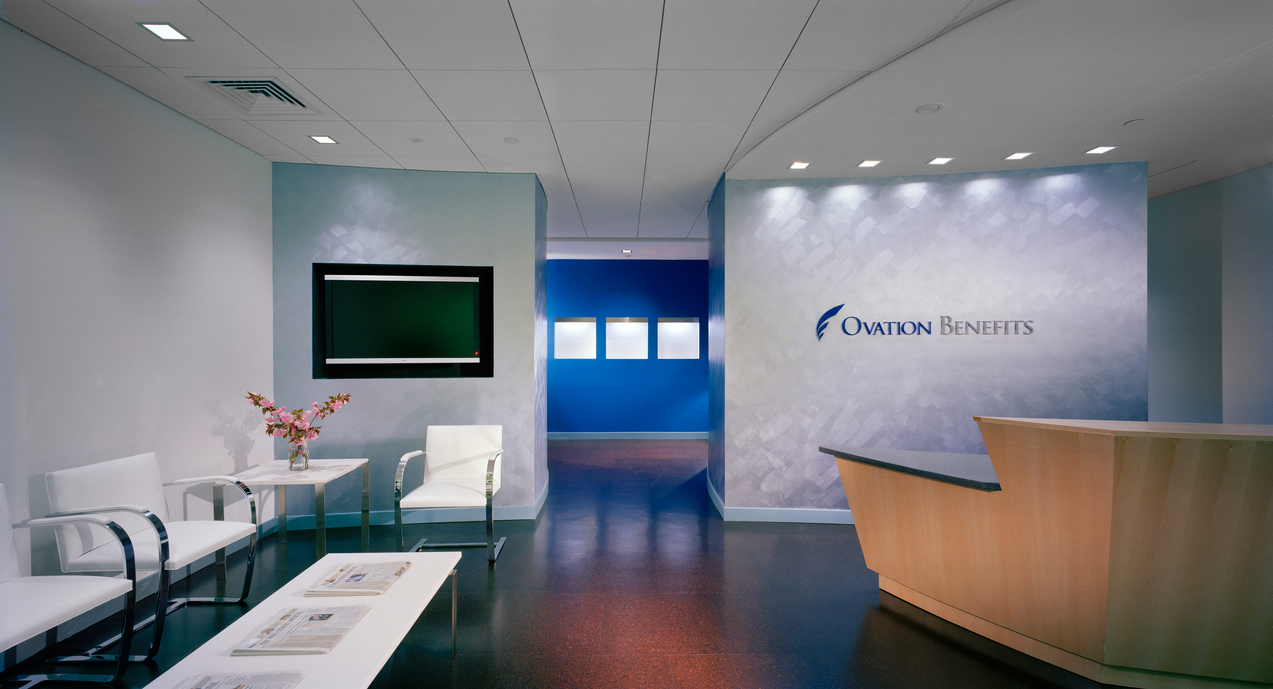 Ovation Benefits Office Relocation