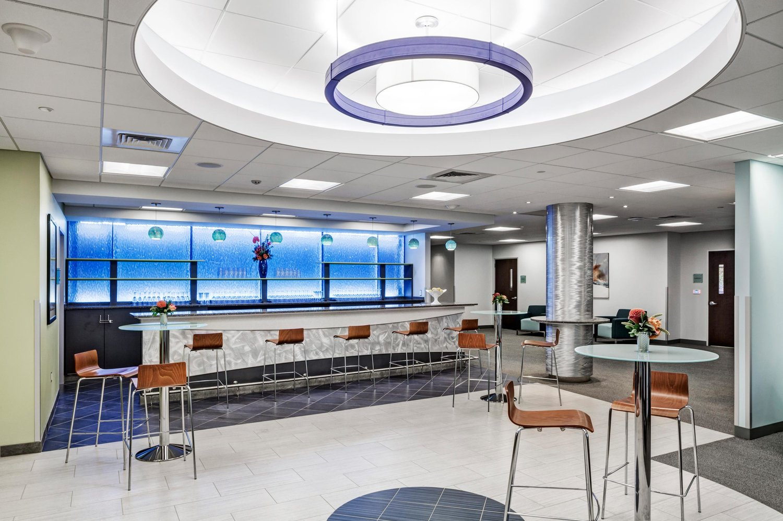 United Technologies Corporation Executive Dining Facility