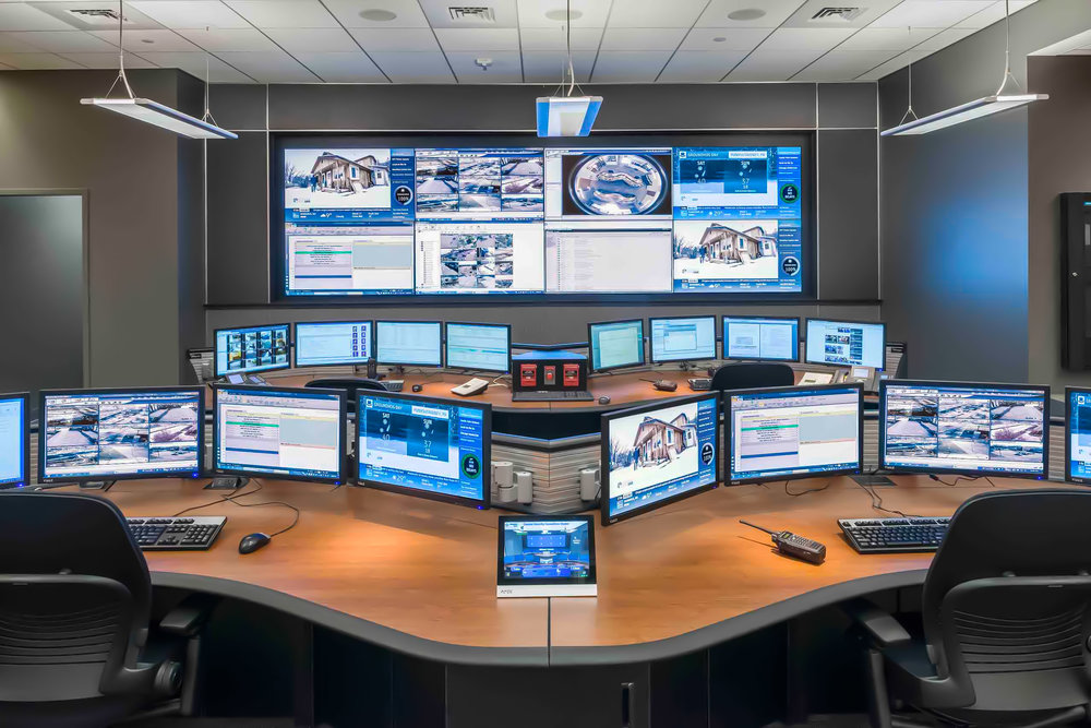 Aetna Security Command Center