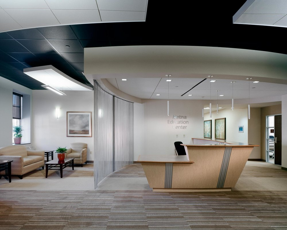 Aetna Education Center Renovation