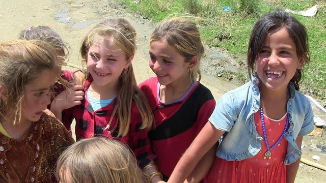 Children from Allana. Photo by: Julie Brown