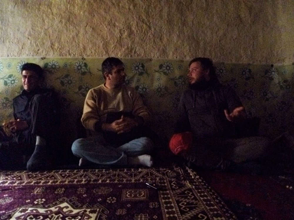 The brothers' relative, team co-worker Mohamed, and team member Lukasz discuss the brothers' testimony