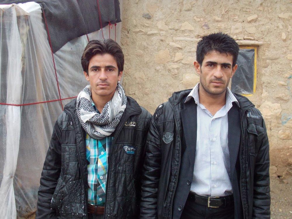Nariman and Tahar