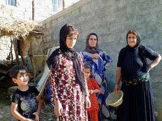 14-year-old Bahar tells about the day Iranian rockets hit her village
