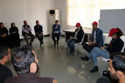 CPT met with the families in Deraluk
