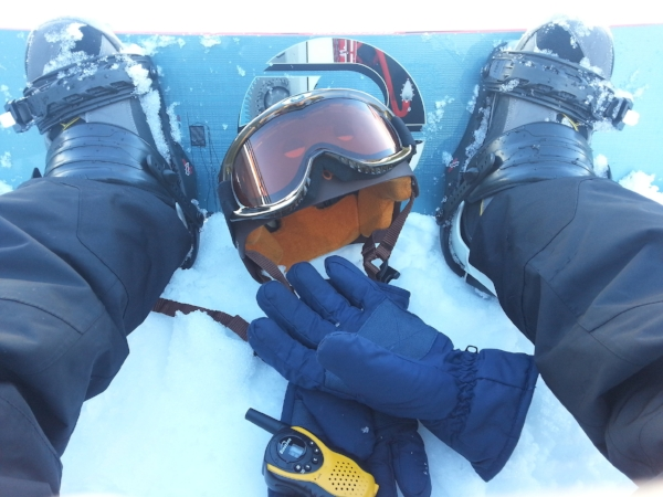 Snowboarding essentials