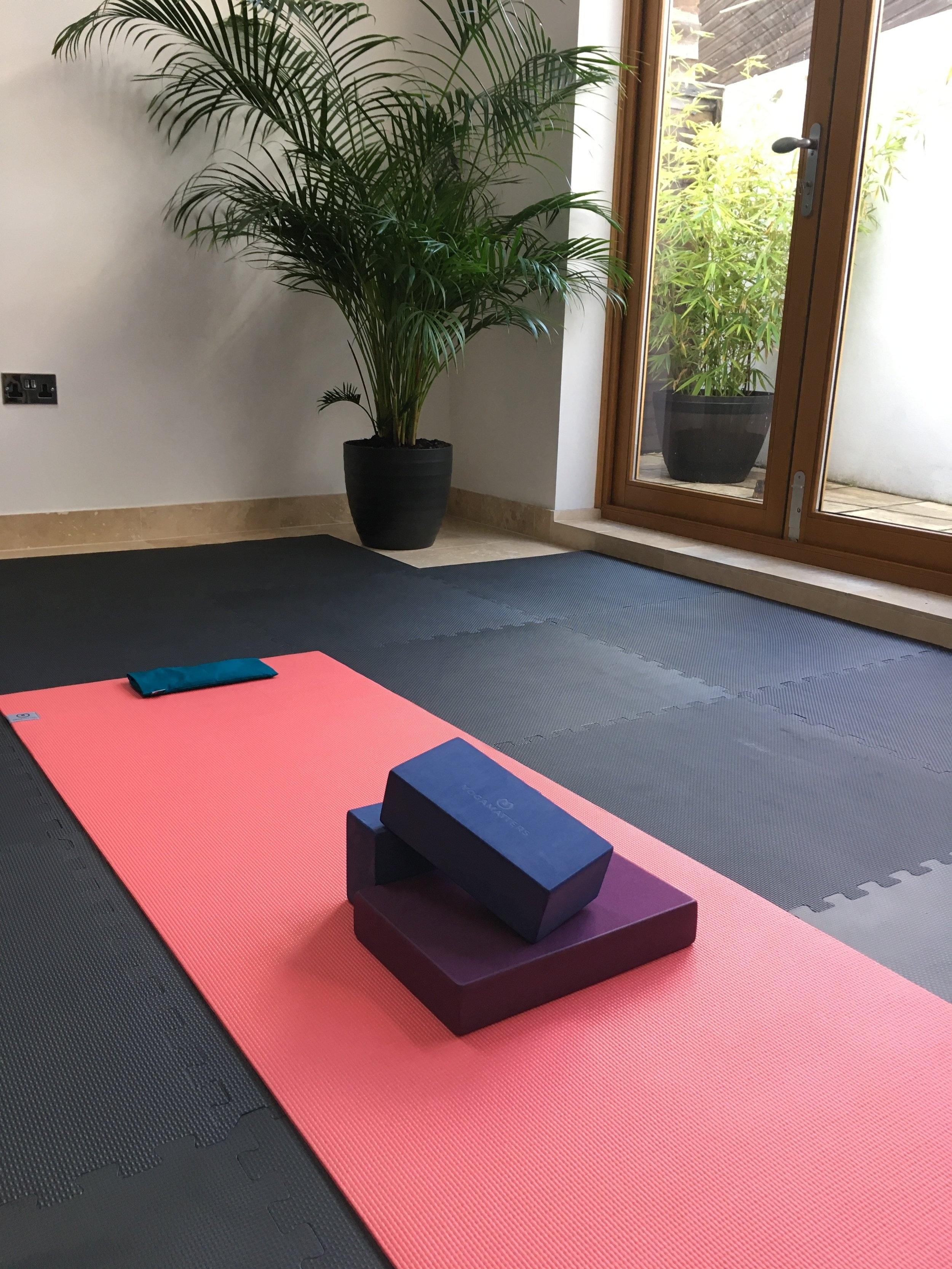 Pilates Starts in January 2019