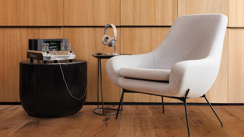 McIntosh 252 + Bang & Olufsen H9 listening station