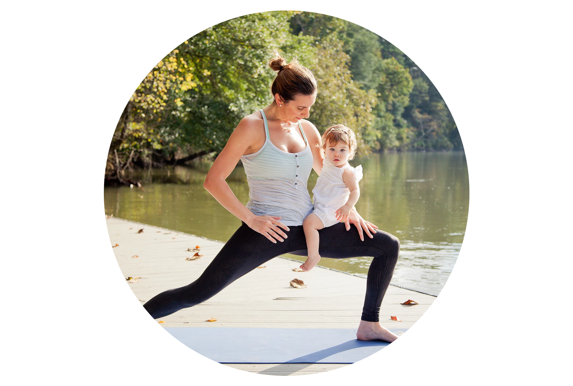 Jen Dean is a Certified Personal Trainer with Prenatal & Postpartum focus, a Wellness s Coach, Yogi, & Motivator! Sourced from her own motherhood experience, Jen's passion and inspiration for empowering and supporting women is the core of he…