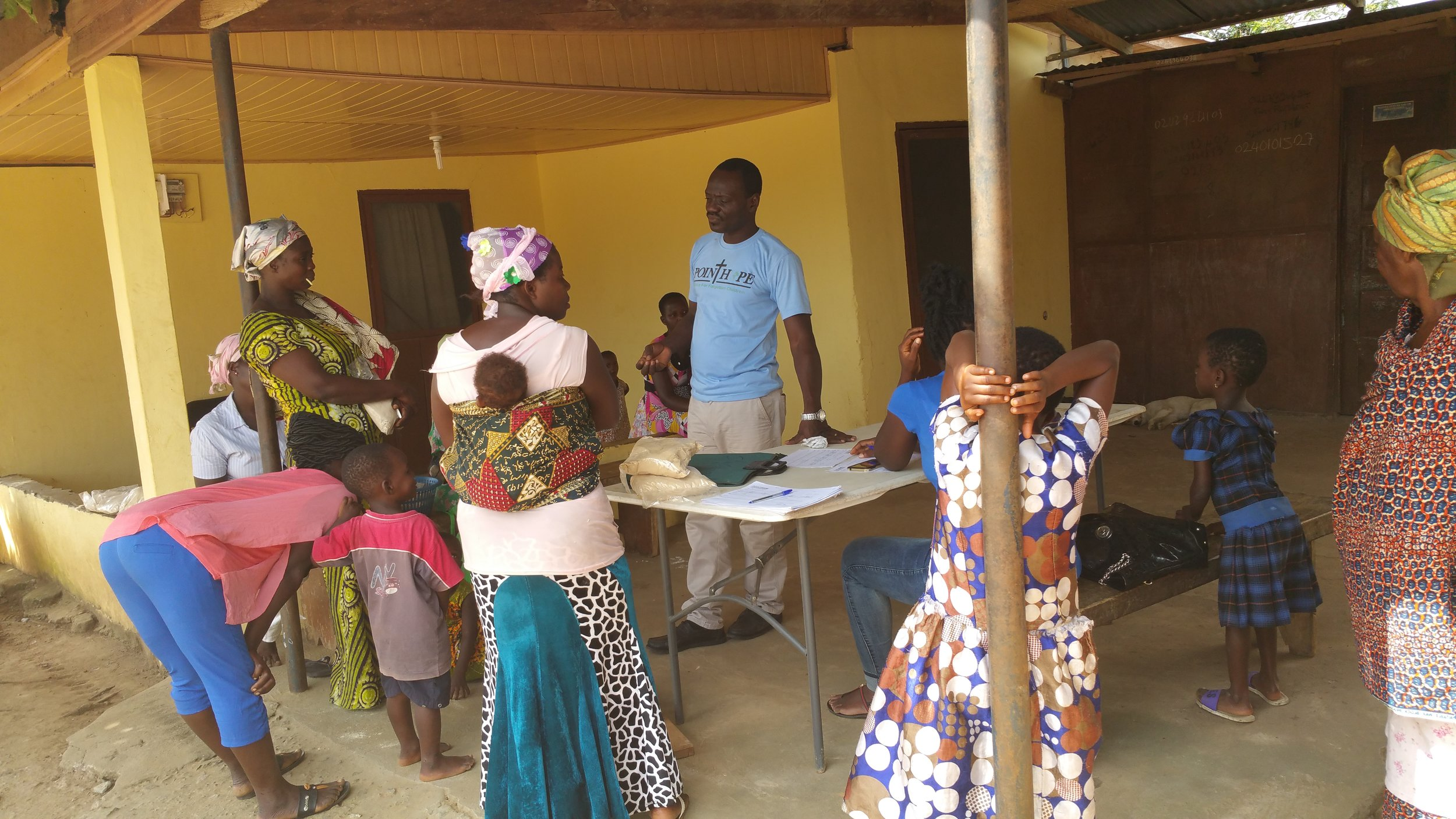 Nutrition Education in Apra