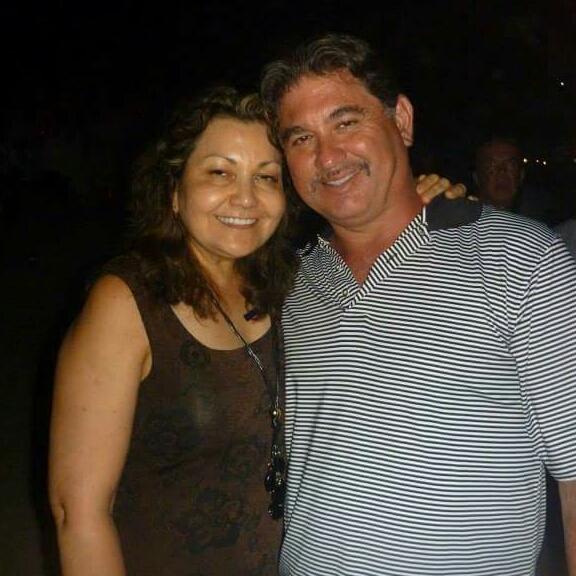 Marta and Derek Costa