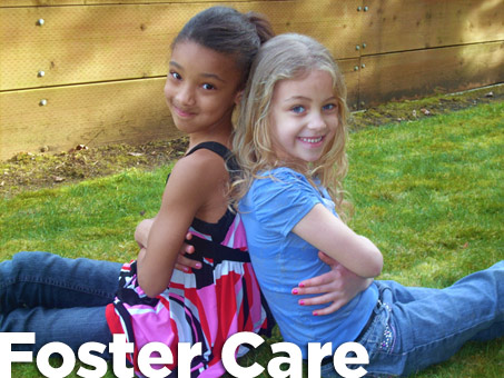 Advocate for Children in Foster Care in the US    -