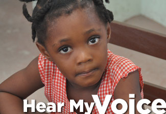 Be a Voice for Voiceless Children in West Africa -