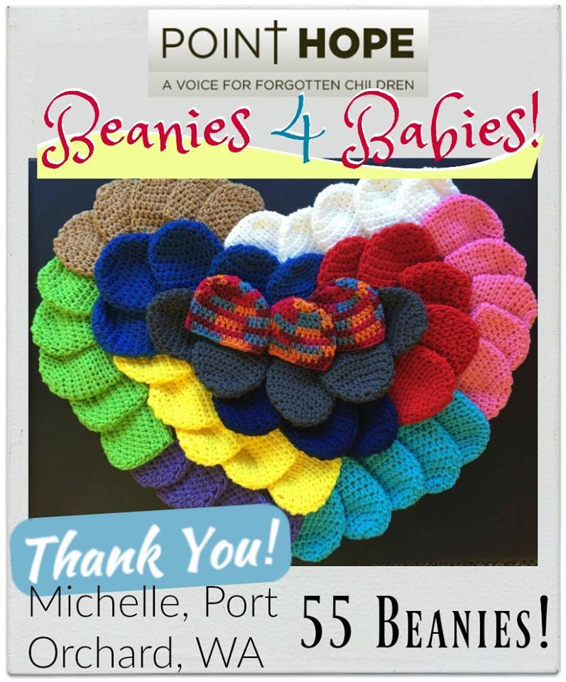 LEARN MORE ABOUT  BEANIES 4 BABIES