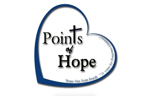 Points of Hope Chapters are being established throughout the United States. All it takes is at least three compassionate people who can work with others to effect a change for the better in their local communities.