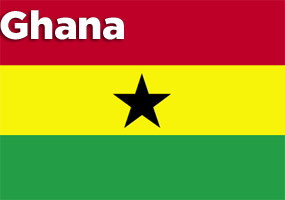 You probably know where Washington is, but what do you know about Ghana?