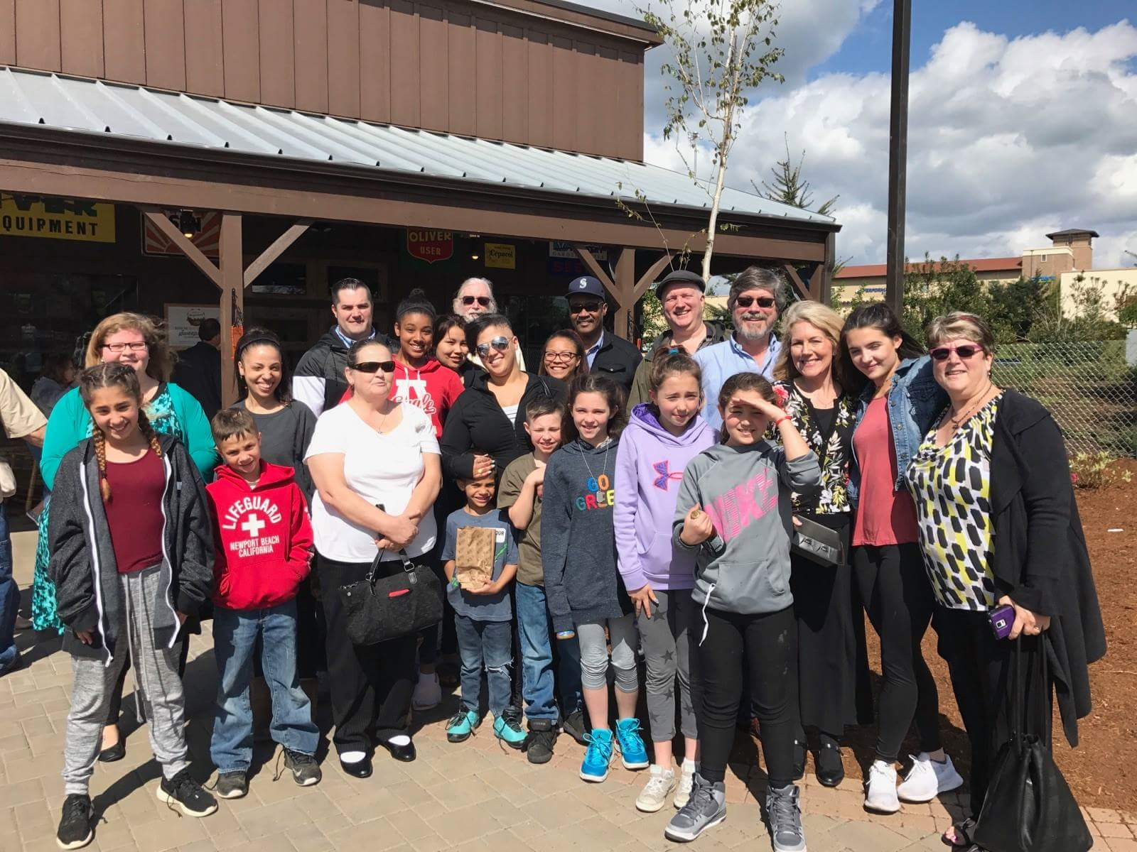 There are children pictured here who have been adopted out of foster care, children who are in long-term care and families who are fortunate to have been enlarged through their presence. If you want to adopt, think about the children who are still waiting for their chance of hope for a future -- consider adopting in your state!