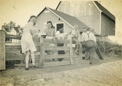 Historic Barn Venue in Wisconsin