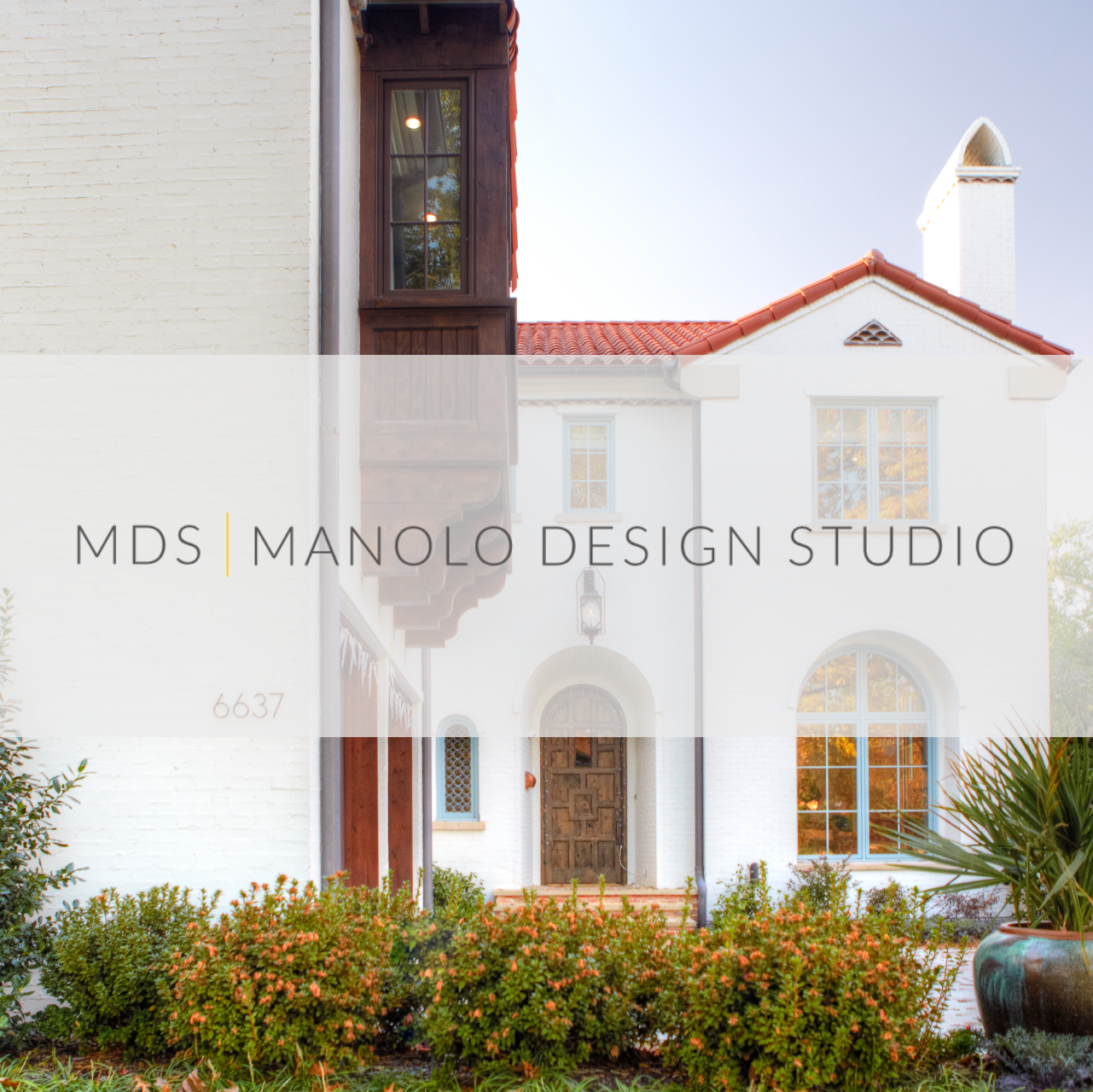 Manolo Design Studio. Dallas Design firm. Branding + Website + Print Marketing