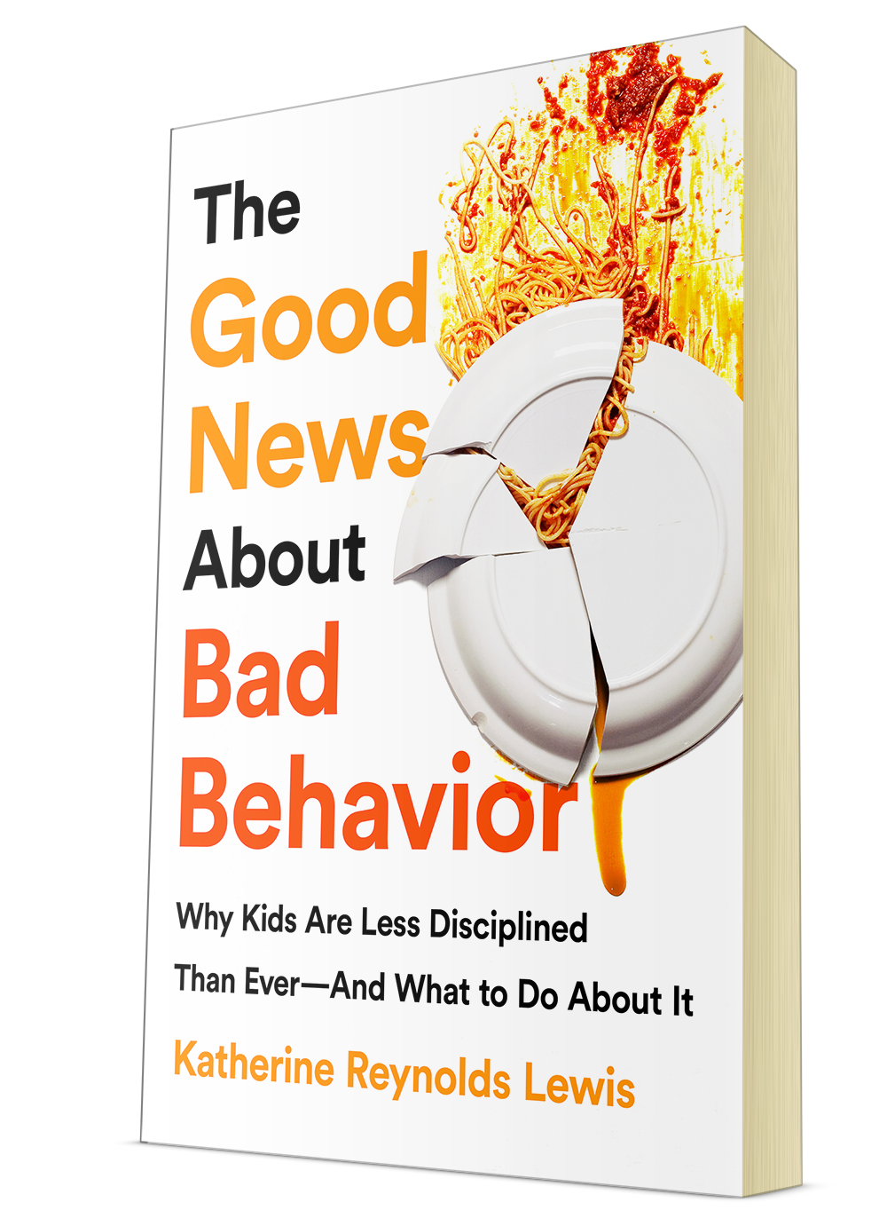 """The Good News About Bad Behavior book cover"""