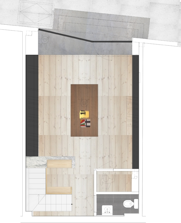 An  Oliver Freundlich design project