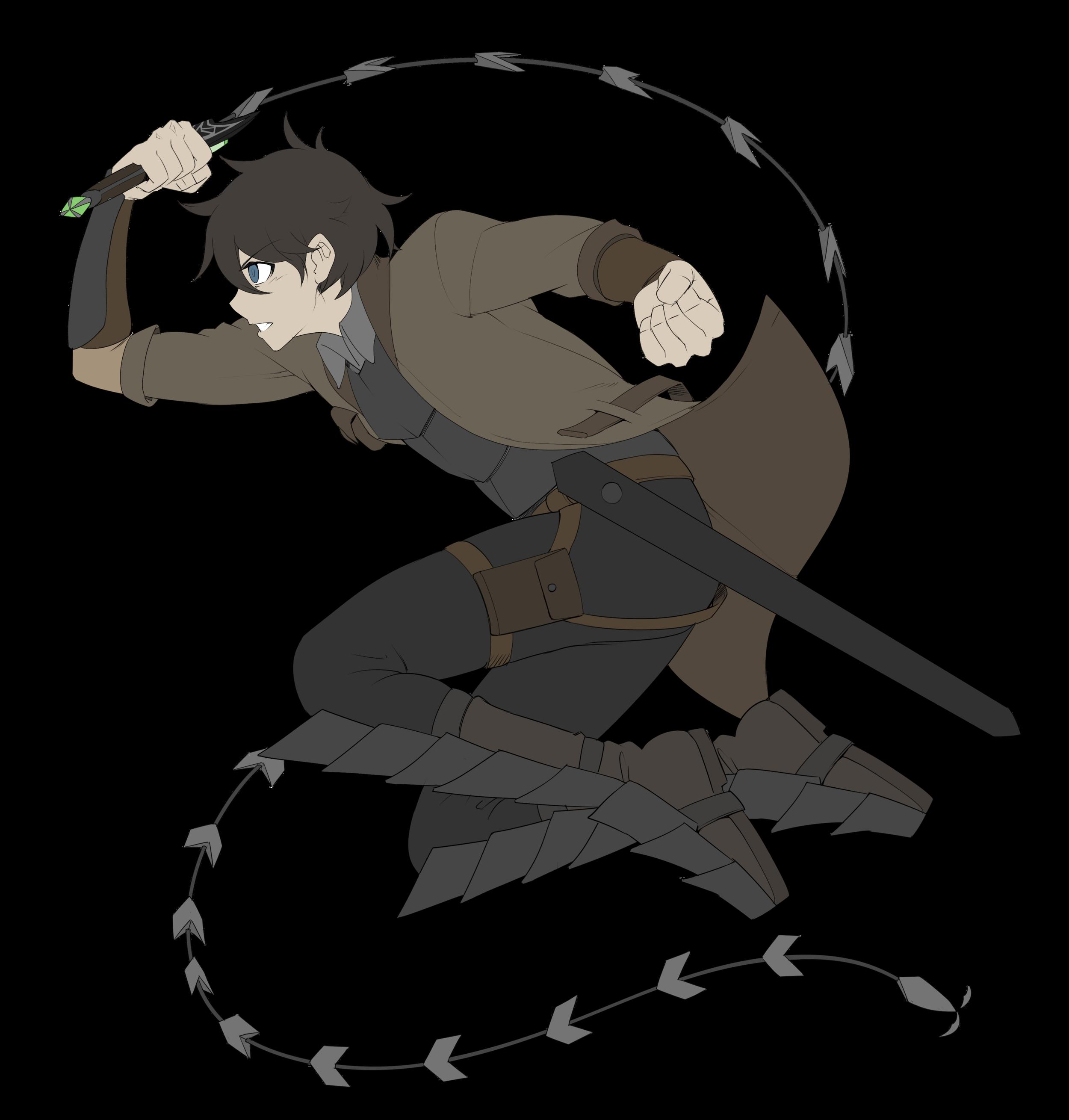 Tetsuo Akizuki - The Rising Warrior
