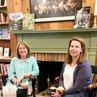Fireside's new owners, Lori Muller-Zaim and Jean Butler