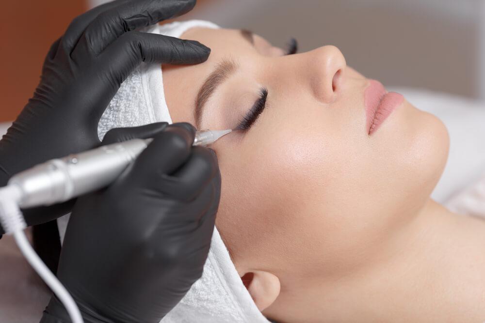 Le maquillage semi-permanent