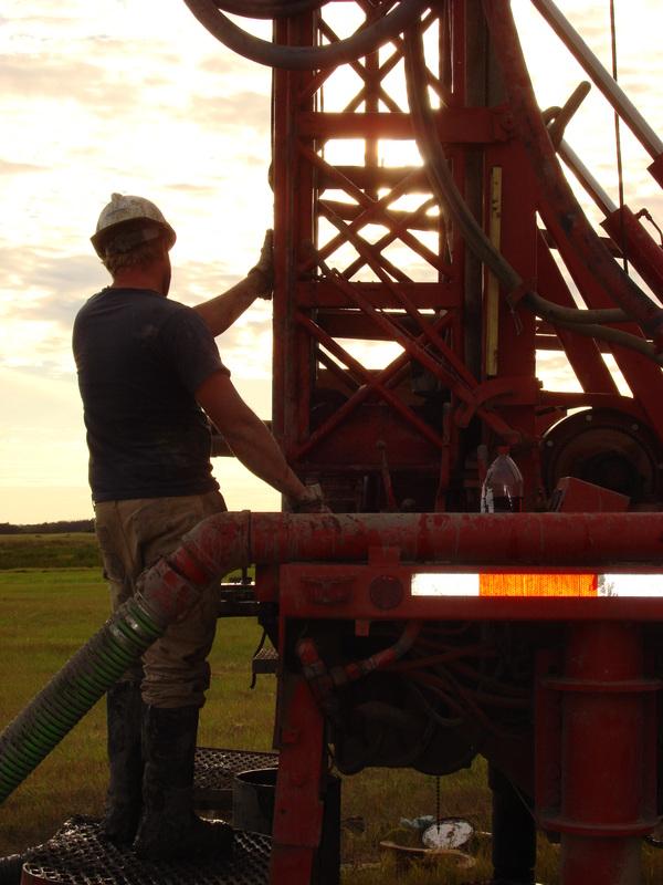 Water Well Drilling Contractor in Saskatchewan