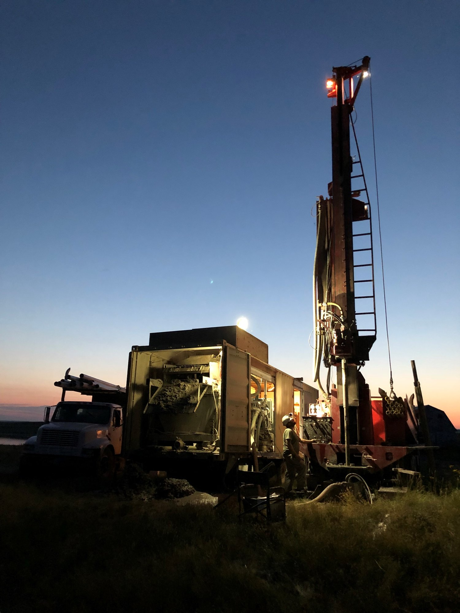 High Production Water well drilling company in Swift Current Saskatchewan