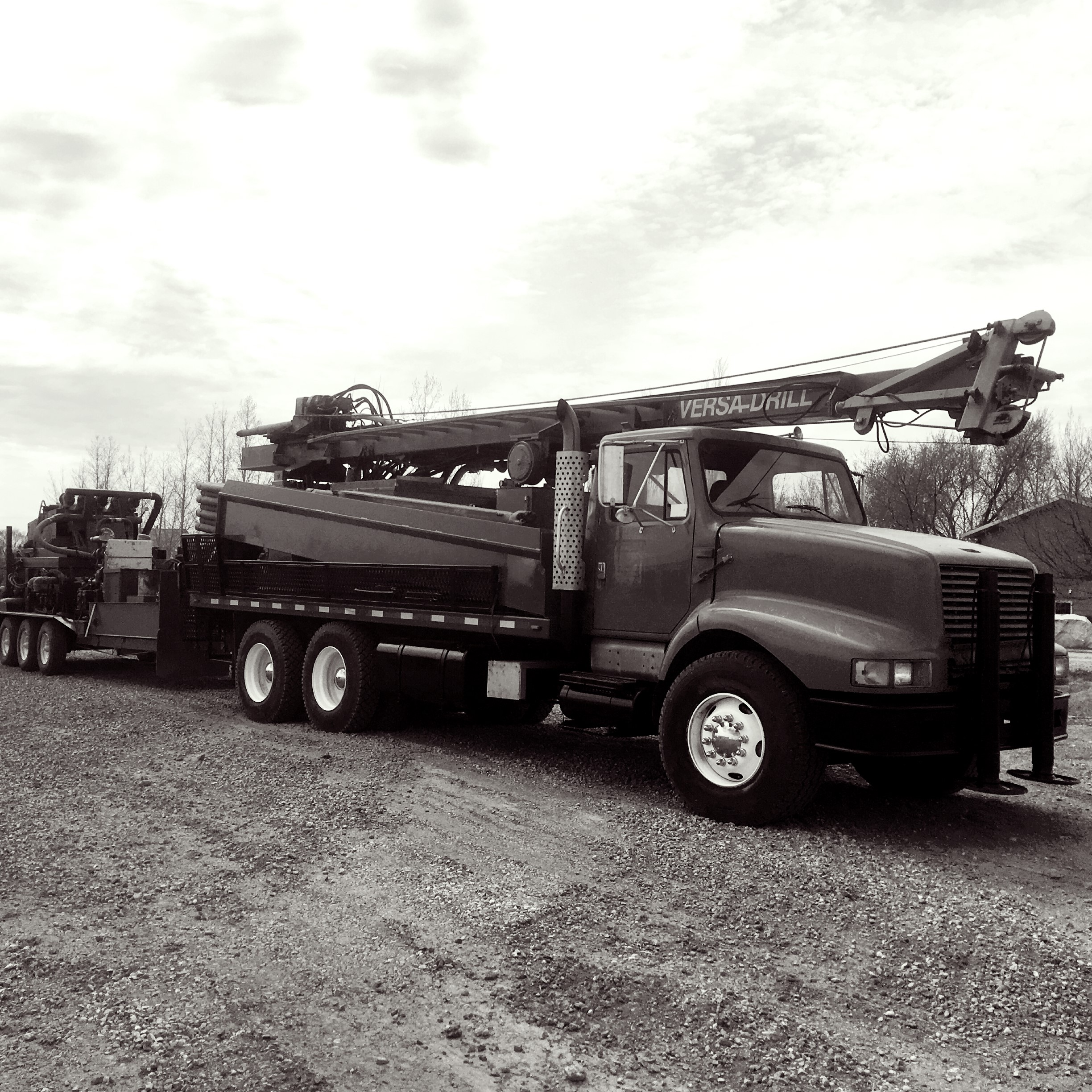 Does Equipment Really Matter When Drilling a Water Well | Wolverine Drilling Inc.