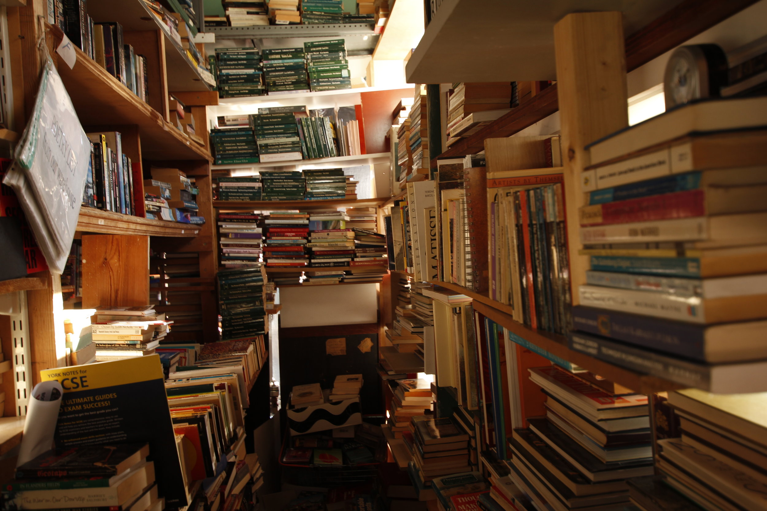 Hurlingham books won The Fringe Report Award (2011) for Best Bookshop